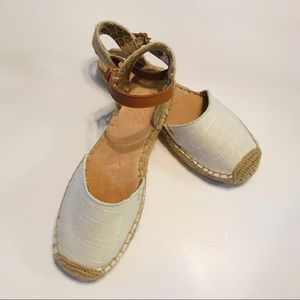 Sperry Canvas Top Slider Espadrille Sandal